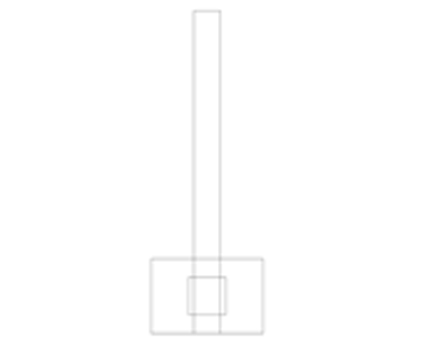 Revit, Bim, Store, Components, MEP, Object, Grohe, Plumbing, Fixtures, 14, METRIC, Essentials, Cube, Spare, Toilet, Roll, Holder, 40623000