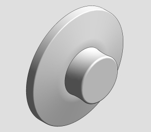 Grohe Air Button - 37761000