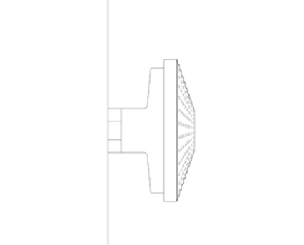 Revit, Bim, Store, Components, MEP, Object, Grohe, shower, bath, rainshower, cosmopolitan, 160, 27 135