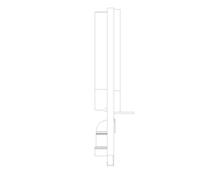 Revit, Bim, Store, Components, MEP, Object, Grohe, shower, bath, Rapid, SL, WC, Set, Leakage, Box,  39062000