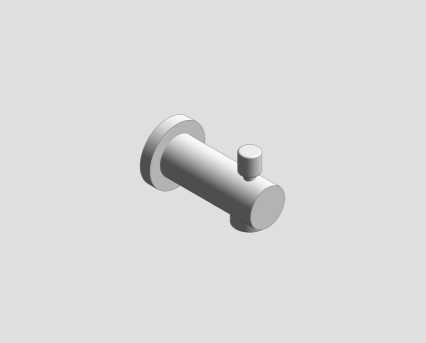 Revit, Bim, Store, Components, MEP, Object, Grohe, Plumbing, Fixtures, 14, METRIC, Concetto, Single, Lever, Basin, Mixer, 35073001/35073EN1