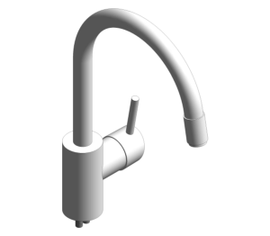 Grohe - Concetto Single-Lever Sink Mixer - 32663001