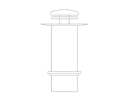 Revit, Bim, Store, Components, MEP, Object, Grohe, Plumbing, Fixtures, 14, METRIC, Click, Waste, 115221