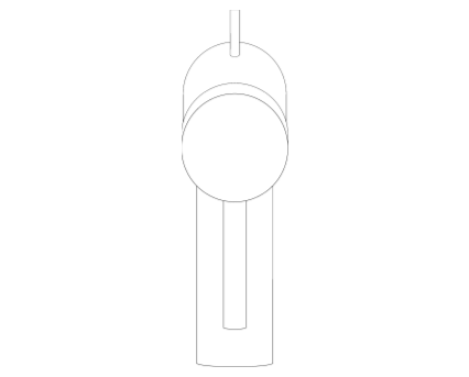 Revit, Bim, Store, Components, MEP, Object, Grohe, Plumbing, Fixtures, 14, METRIC, Concetto, Single, Lever, Basin, Mixer,34702001-34702EN1