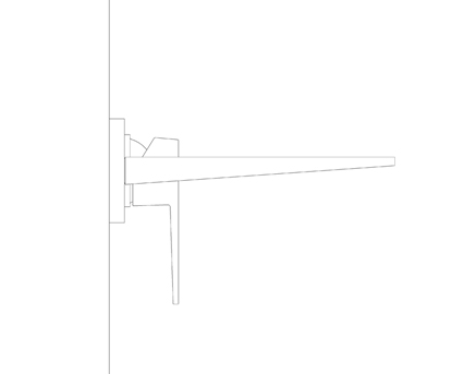 Revit, Bim, Store, Components, MEP, Object, Grohe, Plumbing, Fixtures, 14, METRIC, Allure, Brilliant, 2-hole, mixer, 19781000