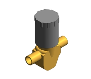 Grohe Concealed stop-valve, 1/2