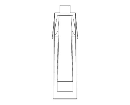 Revit, Bim, Store, Components, MEP, Object, Grohe, shower, bath, Allure, Brilliant, Single, Lever, Basin, Mixer, M, Size, 23029000