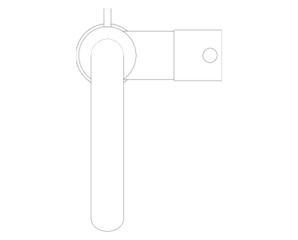 Revit, Bim, Store, Components, MEP, Object, Grohe, Plumbing, Fixtures, 14, METRIC, Essence, Single, Lever, Sink, Mixer, 23463001