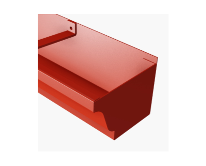 Revit, BIM, Download,Object, Free, Components, Gutter, Crest, Guttercrest, Moulded, Ogee, Gutter