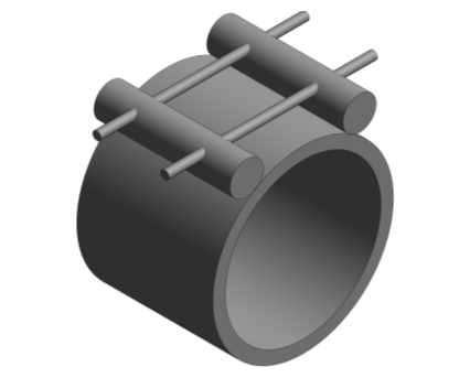 Bim, BIM, Store, Revit, Harmer, Drainage, Pipe, Pipes, Fitting, SML, Cast, Iron, Connect, G, Inox, High, Pressure, Couplings