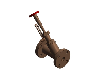 Fig. 1200DR - Static Balancing Valves - Bronze Double Regulating Valves