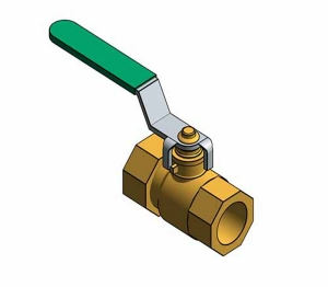 Fig. 100 - DZR Ball Valve