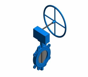 Fig. 970WG - Fully-lugged Butterfly Valve