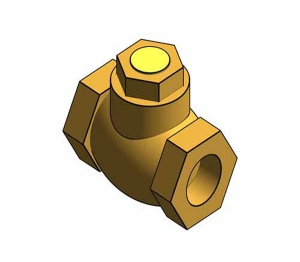 Fig. 1013 - Check Valves - Bronze - Horizontal Lift Pattern