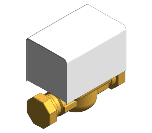 Motorised Zone Valve - V4043