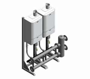 Evomax - Wall Mounted Condensing Boiler (Configurations)