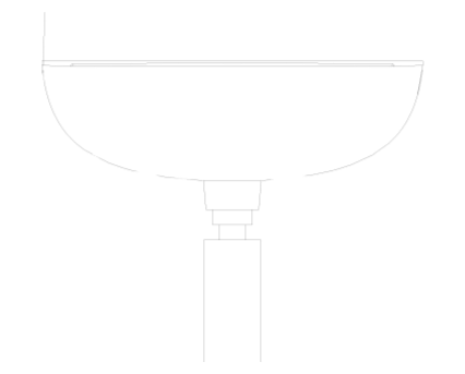 Bim, Content, Object, Component, BIM, Store, Revit, Ideal, Standard, Basins, Water, Bathroom, Armitage, Shanks, Portman, 21, Washbasin, 50cm, S2253, S2254, S2308, S2311, S2252, S2251, S2309, S2310