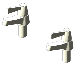 Alterna Quadrant Taps (S7185)