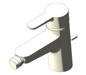 Concept Single Lever One Hole Bidet Mixer (B9988)