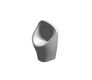 Aridian Bowl Waterless Urinal (S632101)