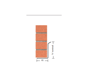 BIM, Content, Object, Component, bimstore, Revit, 2D, Profile, Detail, Item, 15, IG, Lintel, Lintels, L10, Single, Leaf