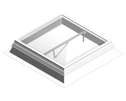 Bim,content,object,component,BIM, Store, Revit,original,library,family,families, kingspan,light,air,roof,light,daylite,day,lite,kapture, insulated,panels,integral,gutter,100%,UV,resistant,triple,glazed,polycarbonate, smoke