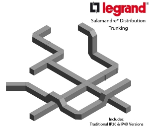 Salamandre® Distribution Trunking