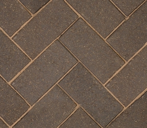 50mm Charcoal Mixture Wirecut Chamfered Paver
