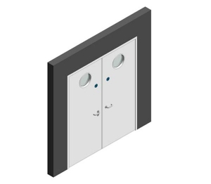 Series 8 - X-Ray NFR Door (Double NG1)