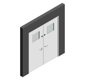 Series 8 - X-Ray NFR Door (Double NG11)