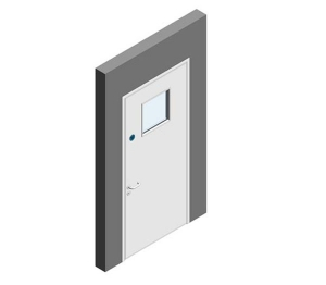 Series 8 - X-Ray NFR Door (Single NG11)