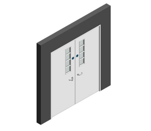 Series 8 - X-Ray NFR Door (Double NG5)