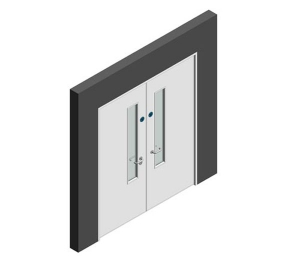 Series 8 - X-Ray NFR Door (Double NG6)