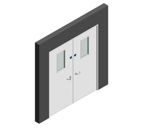 Series 8 - X-Ray NFR Door (Double NG7)