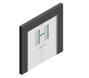 Series 8 - X-Ray NFR Door (Double NG8)