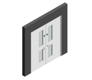 Series 8 - X-Ray NFR Door (Double NG9)