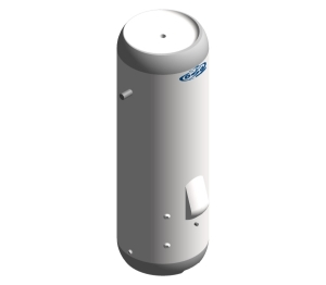 Delta Coil VIP Water Heating Cylinder
