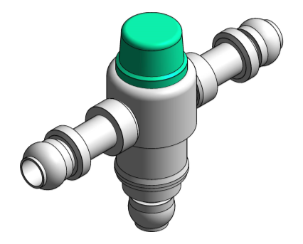 Sharkbite, Revit, Bim, Store, Components, MEP, Object, Reliance, Water, Controls, RWC, Mechanical, Pipe, Ausimix, Compact, Thermostatic, Mixing, Valve, SBHEAT110750, SBHEAT110755