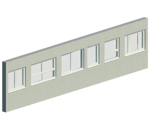 Spectus Window Systems - Fully Reversible 70mm Window System