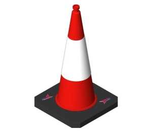 Speedy Road Cone - 500mm, 750mm, 1000mm