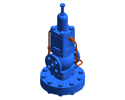 Valves,,mechanical,equipment,MEP,ball,valve,Pressure,deducing,valve,PRV,DP27G,DP27GY,compressed,air,inert,industrial,gas,critical,low,pressure,control,revit, BIM, Download, Free, Components, spirax, sarco, Hot, Water, Heating,