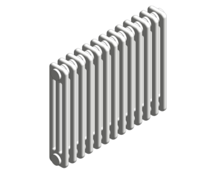 Revit, BIM, Download, Free, Components, object, objects, Stelrad, radiator, heating, mechanical, range, equipment, radiators,bathroom,kitchen, vita,column, horizontal, series,contemporary, tradiational