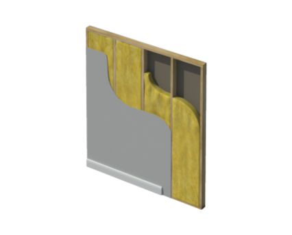 Revit, Bim, Store, Components, Generic, Model, Object, 15, Superglass, insulation, ltd, thermal, Multi, Acoustic, Roll