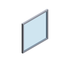 Technal FY55 Window Door Systems