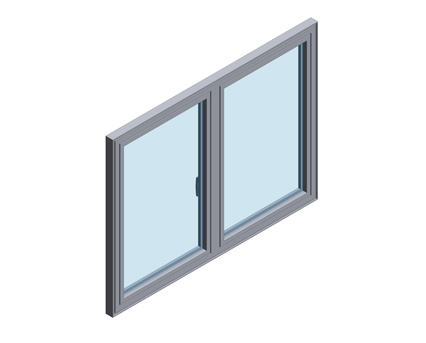 Technal FY55 Window Door System