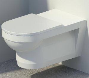 Wall Mounted WC