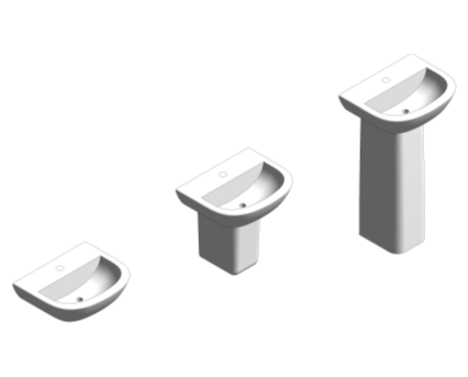 Bim, Content, Object, Component, BIM, Store, Revit, Ideal, Standard, Basins, Water, Bathroom, Vitra, VitrA, Basin, Bath, WC, Pan, Cistern