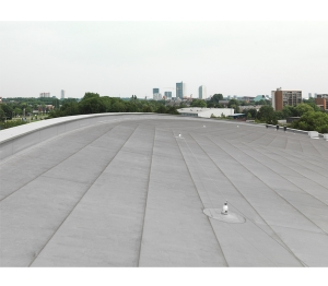 Cosmofin Fully/Partially Adhered Warm Roof System
