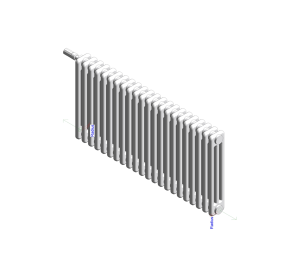 Multicolumn Completto Radiator