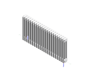 Multicolumn Radiator